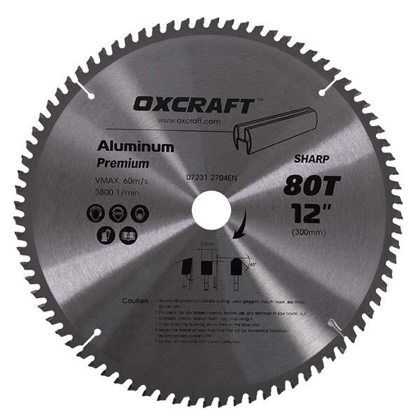 אפעל תיקונים - אפעל תיקונים - להב 12״ לעץ ואלומיניום T80