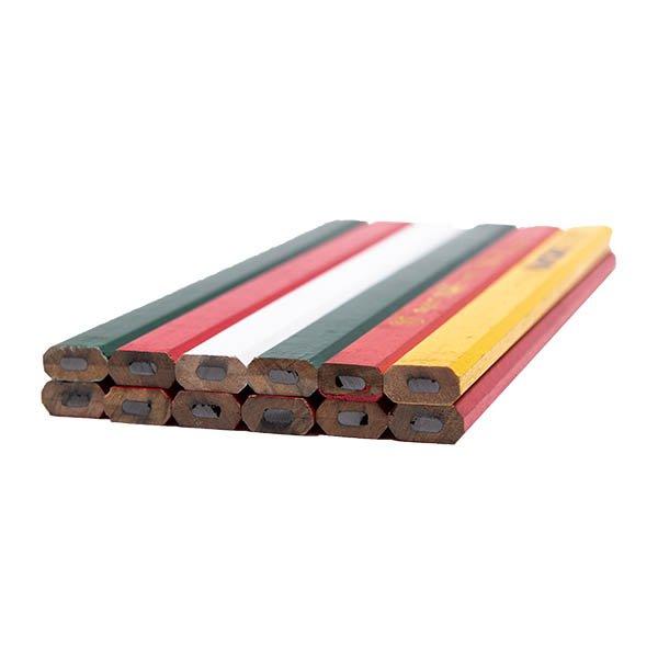 אפעל תיקונים - עפרון נגרים מקצועי צבעוני