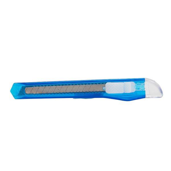 אפעל תיקונים - סכין יפנית להב צר, גוף תכלת