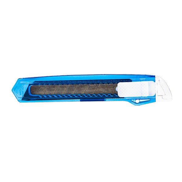 אפעל תיקונים - סכין יפנית להב רחב, גוף תכלת