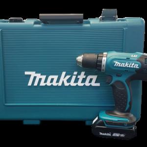 מברגה/מקדחה נטענת DDF453 18V מתוצרת Makita