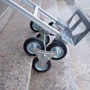 """עגלה 3 גלגלים כושר העמסה 250 ק""""ג PR-1133"""