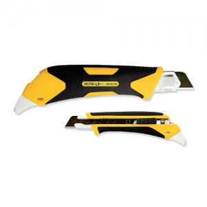 סכין רחב מסדר X נעילה אוטומטית+5 להבים L5-AL/5BB