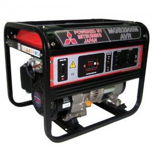גנרטור מיצובישי 2400W +מייצב מתח MGB2900M
