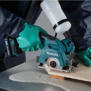 חותך זכוכית נטען CC301DZ 12V מתוצרת Makita