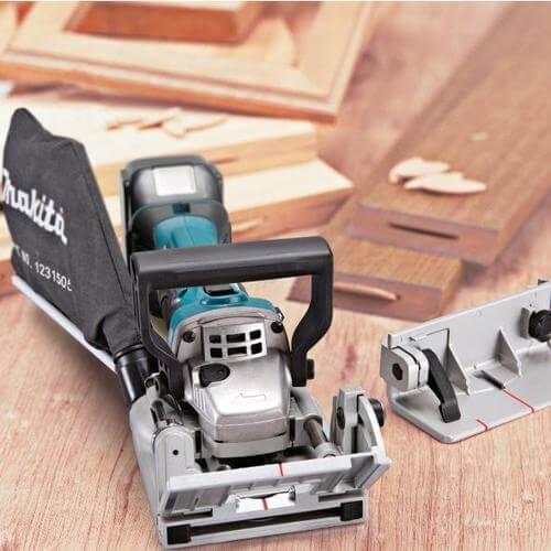 אפעל תיקונים - גוף למחרצת עץ מק (מחבר ביסקוויטים) 18V DPJ180Z