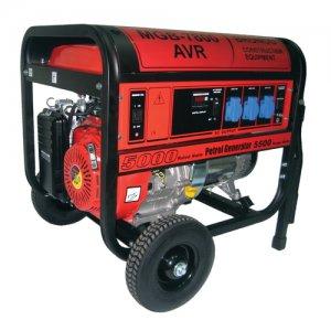 גנרטור בנזין 5500W כולל 35-MGB-7800 AVR