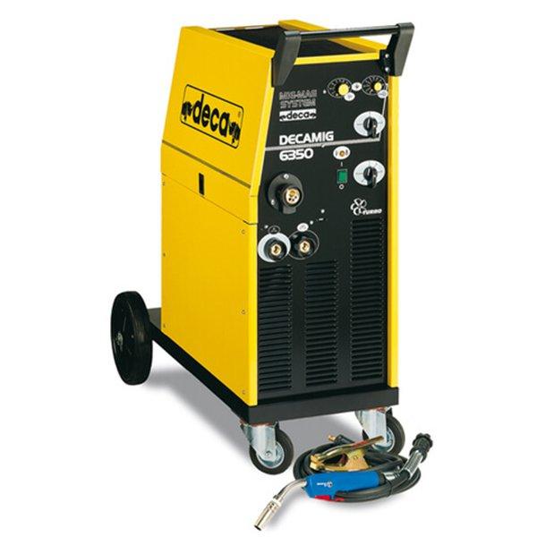 אפעל תיקונים - רתכת CO2 תלת פאזי 530 אמפר 47-DECAMIG 635T