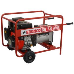 גנרטור AVR 7000W מנוע מיציבושי BG7