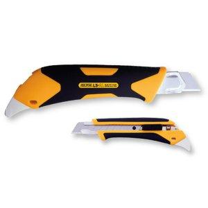 סכין רחב מסדרת X נעילת כפתור + 5 להבים 46-L5/5BB