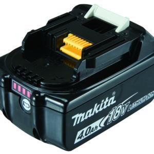 סוללת ליתיום BL1840B 18V מתוצרת Makita
