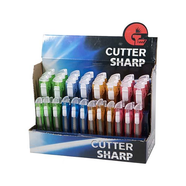 אפעל תיקונים - סכין יפני צבעוני