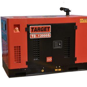 גנרטור TD מנוע דיזל מושתק לחירום דגם TD-12000S
