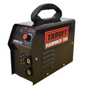 רתכת אלקטרונית INVERTER HAMMER165