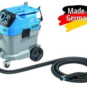 שואב אבק תעשייתי BAIER עם שקע טכני וויברטור