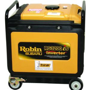 גנרטור אינוורטר RG3200I מנוע RUBIN