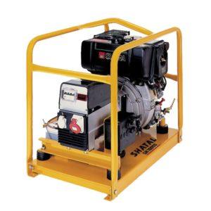 גנרטור דיזל עם מייצב SH10000AVR-DS