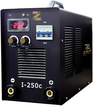 אפעל תיקונים - אפעל תיקונים - רתכת תעשייתית לריתוך אלקטרודה תלת-פאזית I-250C