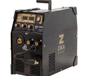 אפעל תיקונים - רתכת לריתוך באמצעות סלילים וריתוך באמצעות אלקטרודה MIG 200