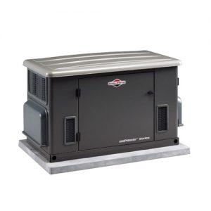 גנרטור גז Vanguard 12.5KVA מושתק מתוצרת BRIGGS & STRATTON