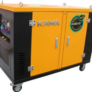 גנרטור KDE12T מתוצרת KAMA