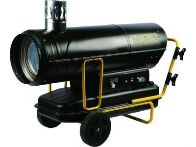 אפעל תיקונים - GLPIP50 תותח חימום סולר עם ארובה