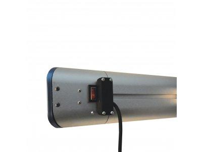 אפעל תיקונים - תנור חימום אינפרא אדום GL2000 PATIO