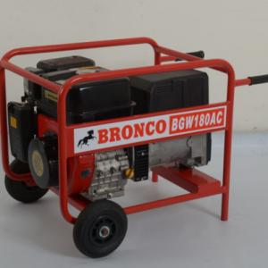 גנרטור רתכת בנזין Mitsubishi BGW-180AC מתוצרת BRONCO