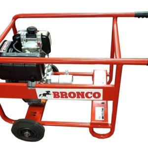 ויברטור לבטון מנוע דיזל BVDG/250K מתוצרת BRONCO