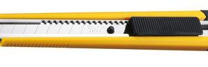 סכין צר אוטומטי נירוסטה / פלסטיק דגם: A-1 מתוצרת OLFA