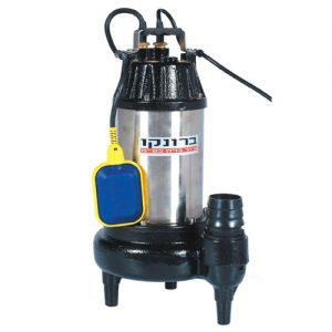 משאבה טבולה לביוב WQ-9 מתוצרת BRONCO
