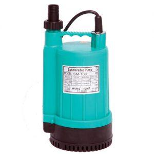 משאבה טבולה למים SM-100 (חיישן פנימי) מתוצרת BRONCO