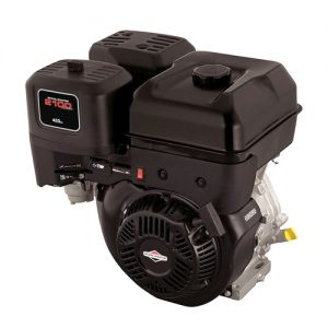 """מנוע 13 כ""""ס ציר ישר + מתנע Intek דגם: 25T2370109F1 מתוצרת BRIGGS & STRATTON"""