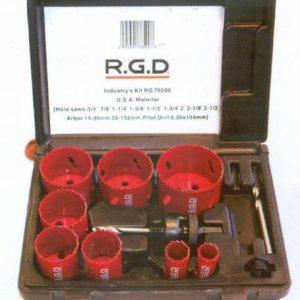 סט משורי כוס מתוצרת R.G.D