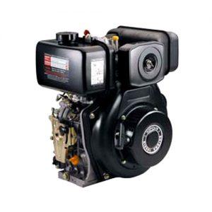 """מנוע דיזל 5 כ""""ס ציר ישר כולל מתנע חשמלי דגם: KM170F  מתוצרת Kipor"""