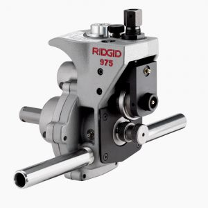 """רול גרובר ידני/ממונע 975 עד """"6 מתוצרת RIDGID"""