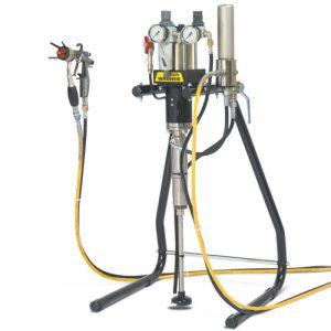 מערכת צביעה פנאומטית דגם: EvoMotion 40-15AC מתוצרת WAGNER