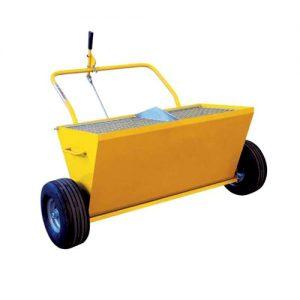 עגלה לפיזור בטון דגם: 3402 מתוצרת Barikell