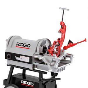 """מכונת הברגה 1224 עד """"4 מתוצרת RIDGID"""