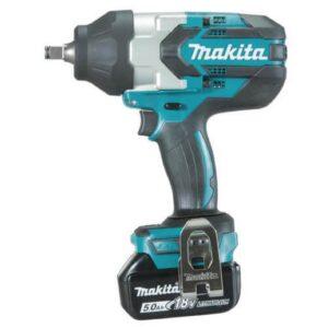 """מפתח אימפקט נטען """"½ DTW1002  18V   מתוצרת Makita"""