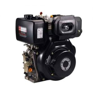 """מנוע דיזל 10 כ""""ס דגם: KM186FAGEX מתוצרת Kipor"""