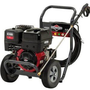 מכונת שטיפה 4000 מנוע דיזל YANMAR איטליה מתוצרת BRIGGS & STRATTON