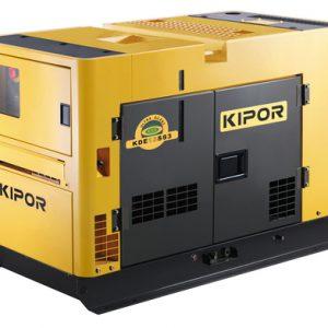 גנרטור KDE13SS3 מתוצרת Kipor