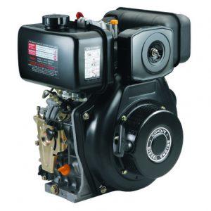 """מנוע 7 כ""""ס ציר ישר כולל מתנע חשמלי דגם: KM178FE מתוצרת Kipor"""