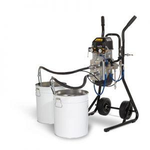 COBRA 40-10 2K AC (להתזת צבע בעל שני רכיבים A+B) מתוצרת WAGNER