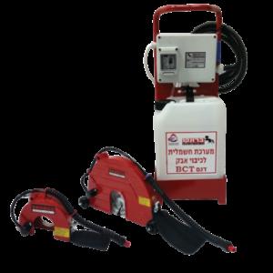 מע' כיבוי אבק חשמלית BCT 9E מתוצרת BRONCO