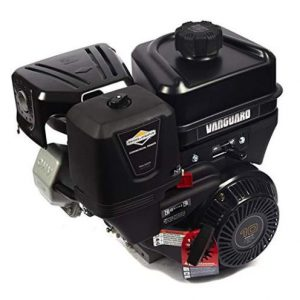 """מנוע 10 כ""""ס Vanguard ציר ישר + מתנע דגם: 19L2370319-F1 מתוצרת BRIGGS & STRATTON"""